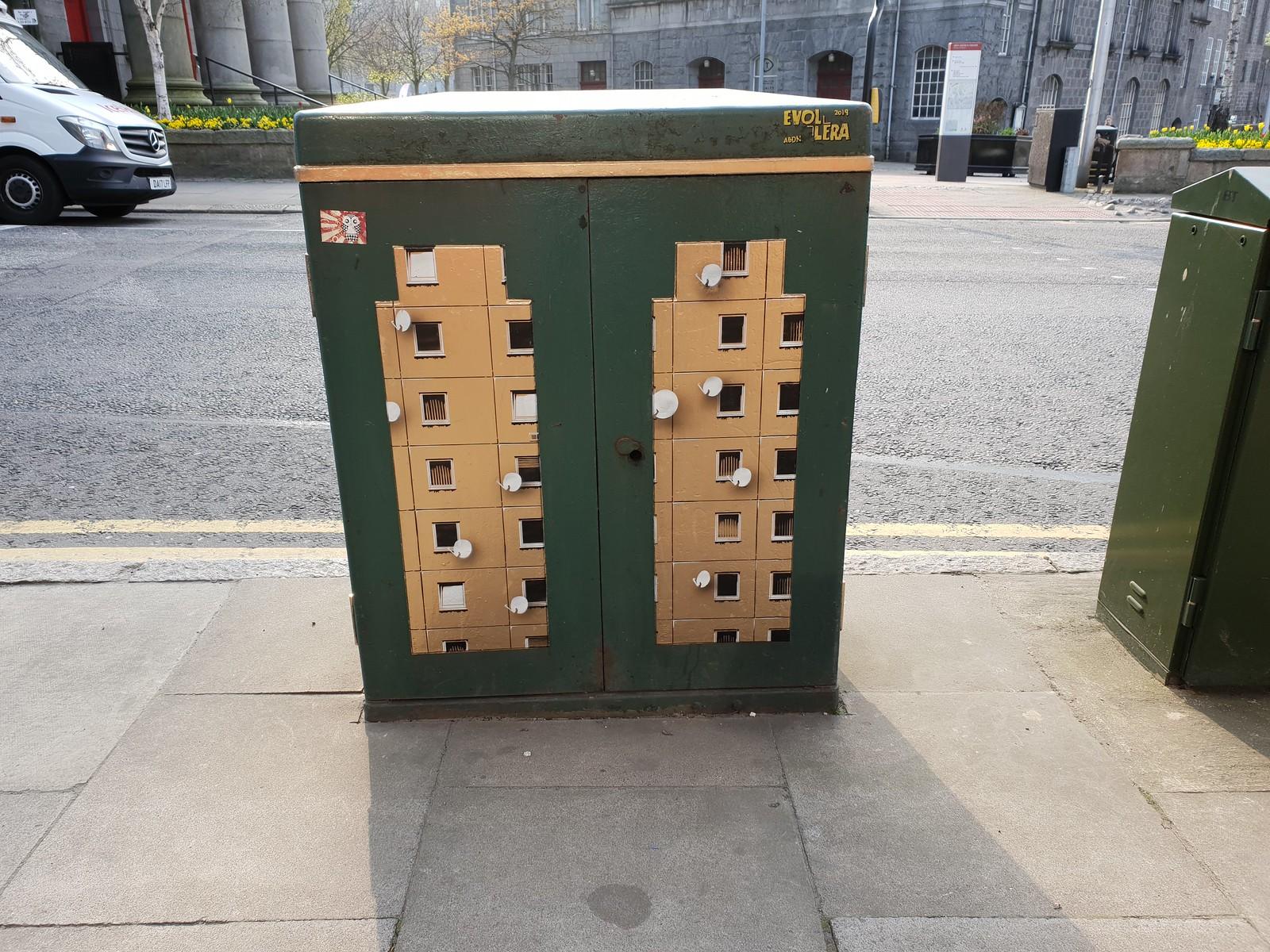 Nuart Aberdeen 2019: Evol