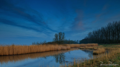 "Blue Hour Black Hole ""Zwarte Gat"""