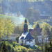 Kirche in Mulda, Sachsen