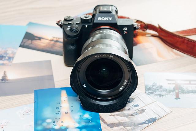 豁然開朗的片刻中:Sony FE 16-35mm F2.8 GM | 27