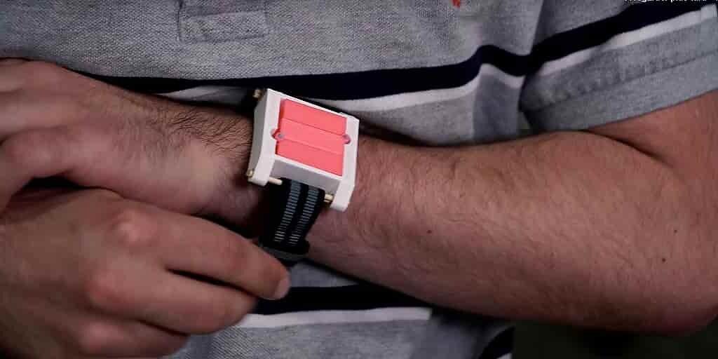 un-dispositif-portable-allergie-épinéphrine