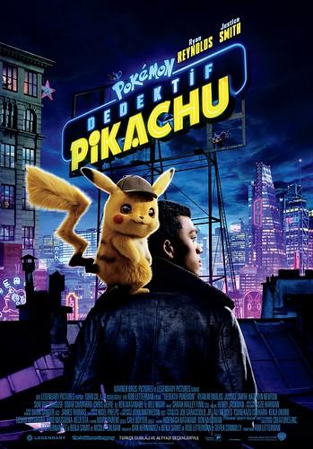 Pokemon DEDEKTİF PİKACHU (2019)