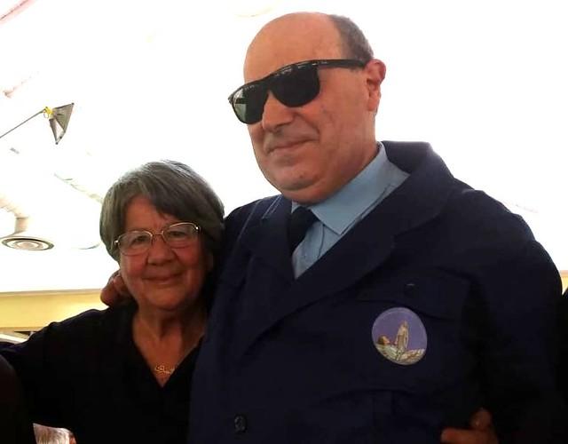 Maria Rosaria Accardi e Nicola Ferrara