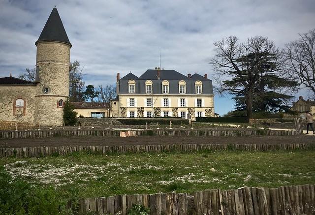 Chateau in Sauternes