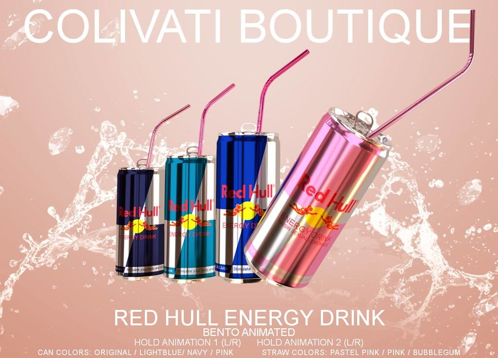 ColivatiBoutique – Red Hull @Equal10