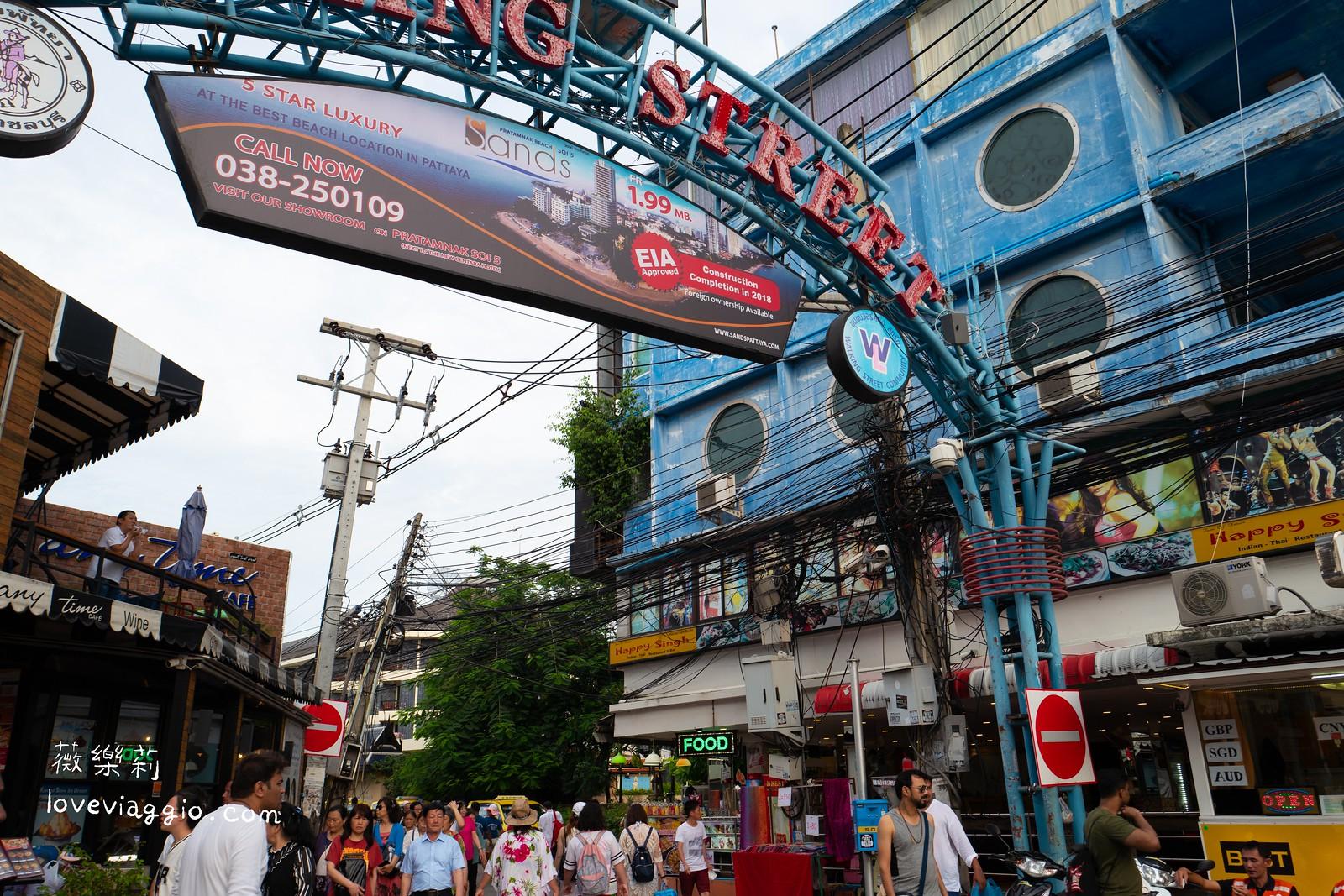 【泰國 Thailand】Walking Street 感受芭達雅燈紅酒綠的夜生活 @薇樂莉 Love Viaggio | 旅行.生活.攝影