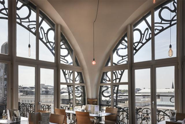 Restaurant du Mim, Brussels