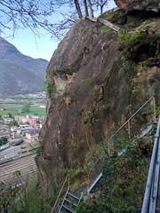 Palestra di Roccia San Paolo Bellinzona, Ticino,Switzerland 12