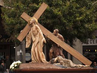 Redención. Cofradía de Jesús Nazareno. Zamora.