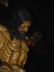 Cristo de la Misericordia. Jueves Santo. Semana Santa. Huelva.
