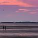 A walk along the beach. by mlpix.co.uk