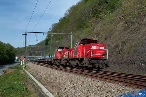 6516 65xx db cargo nl zz47510 ligne 40 argenteau 22 avril 2019 laurent joseph www wallorail be b