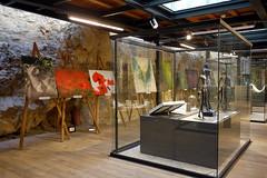 Exhibition in Castello San Giorgio, Lerici
