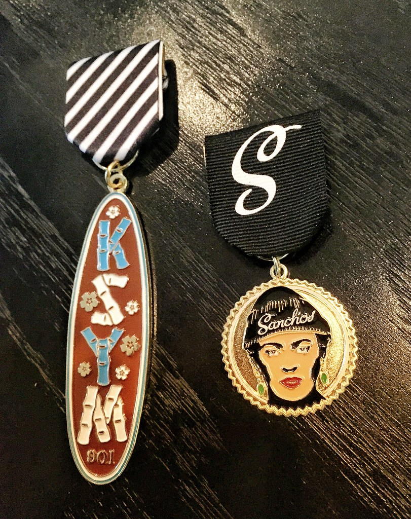 Dang it  The only FIESTA medals I did this year did a supe