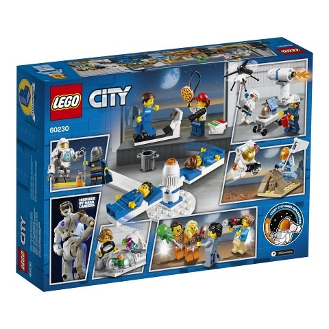 People Pack – Space Research and Development (60230)