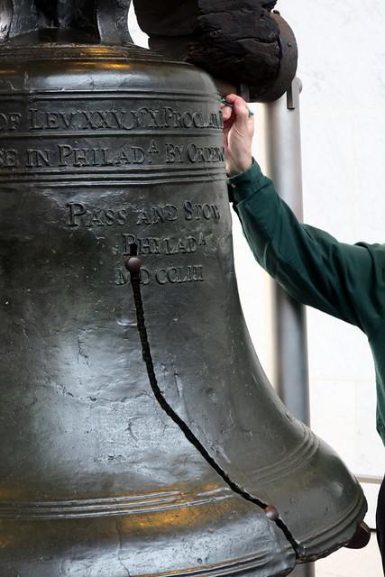Philadelphia: Liberty Bell