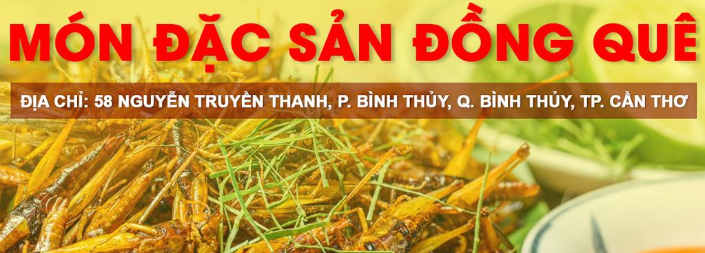 Đặc sản đồng quê Lẩu & Nướng ngon TP. Cần Thơ CITY Beer 0783 755 517