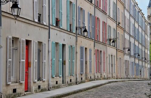 Passage d'Enfer - Paris