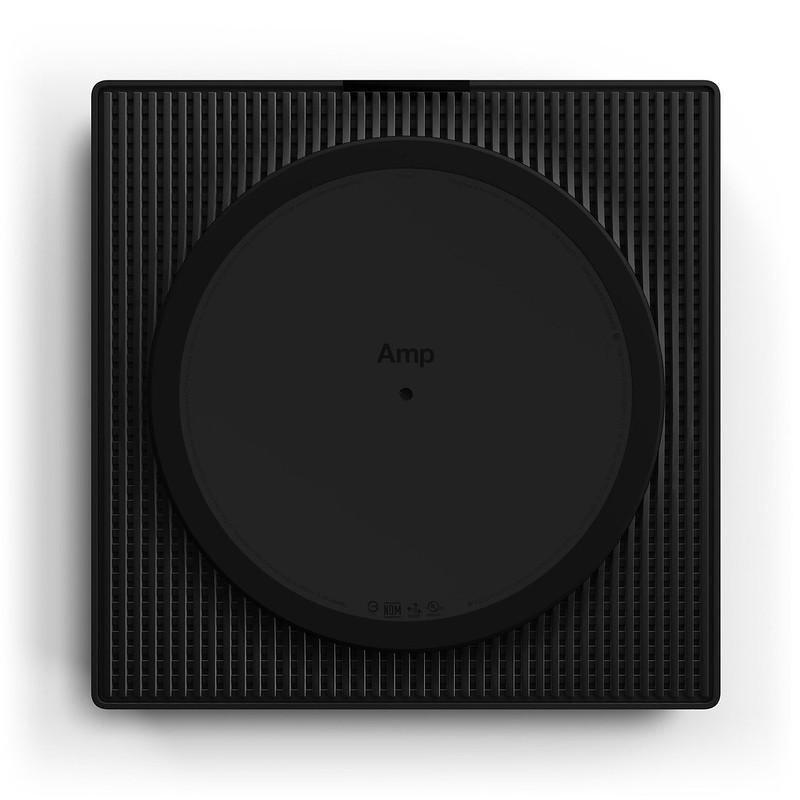 Sonos Amp - Bottom