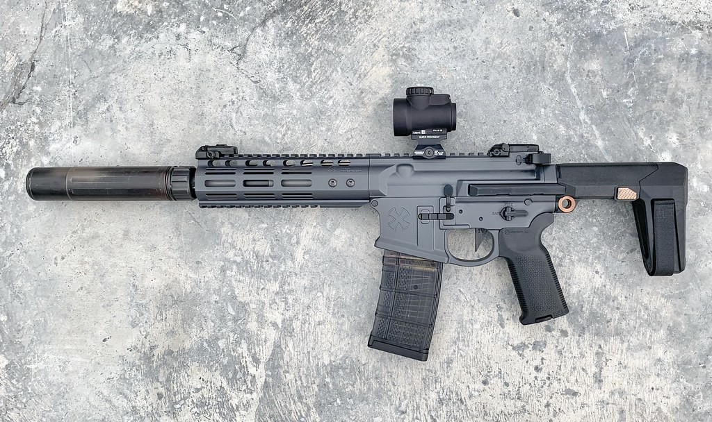 Tell Me About Your Suppressed 300 Aac Blackout Pistol Or Sbr Ar15 Com