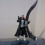 The Punisher with a larger WarHarp