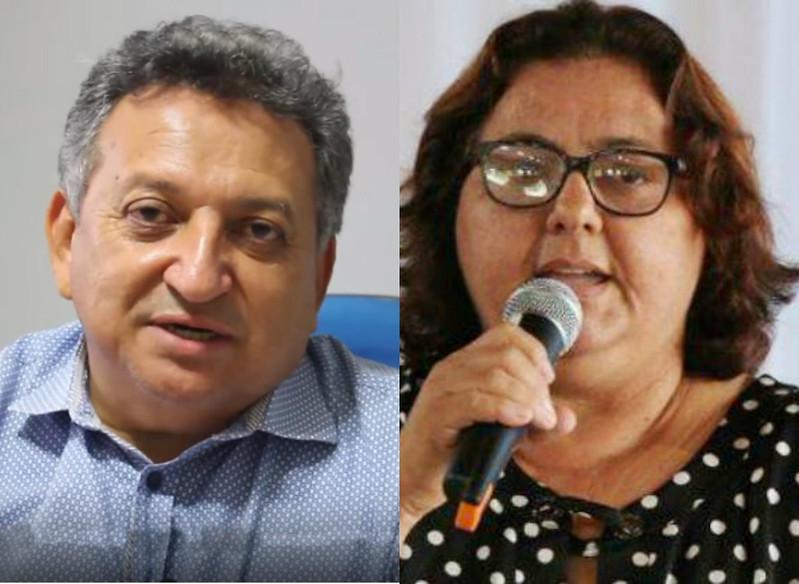 Pesquisa aponta liderança com folga de João Kleber à Prefeitura de São Félix do Xingu, João Kleber e Minervina
