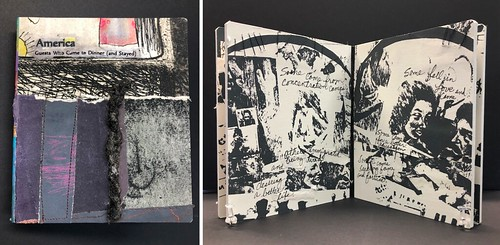 Altered Books: A Workshop with Evelyn Patricia Terry, 5/19/19