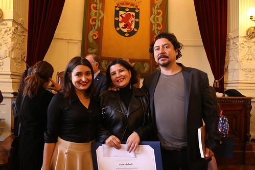 """Ministro Walker participa en Ceremonia de Premiación del concurso """"Historias de Nuestra Tierra"""""""