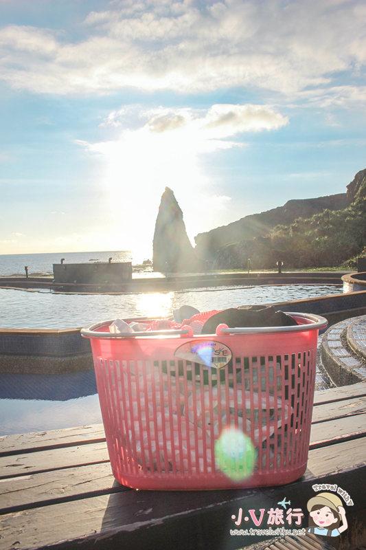 綠島朝日溫泉三大必做!泡世界級海底溫泉、看日出、自製溫泉蛋