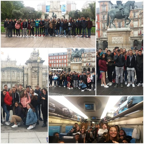 Viaje de Estudios 4º ESO