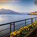 Atardecer en Bellagio, Lago di Como (Italy)