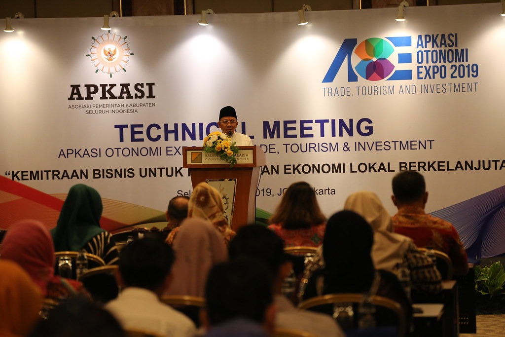 Usung Platform Digital, Apkasi Gelar Technical Meeting #AOE19