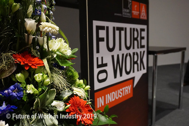 Future of Work in Industry 2019