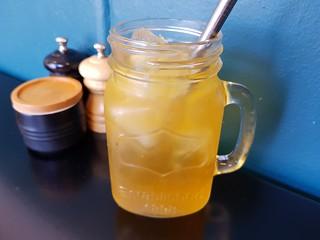 Housemade Maple Lemonade (still water) at Dicki's