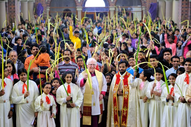 Syro-Malabar - Palm Sunday 2019