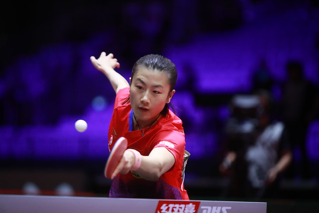 Day 4 - 2019 World Table Tennis Championships