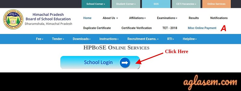 HPBOSE 12th Revaluation/ Rechecking 2019 Result