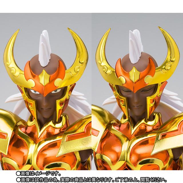 聖闘士聖衣神話EX  《聖闘士星矢》印度洋海王子 「克利修拿」!クリュサオルクリシュナ