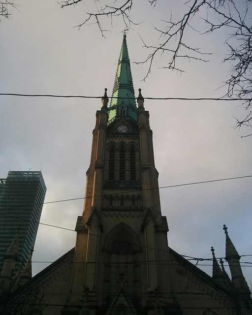 Cathedral Church of St. James (4) #toronto #churches #oldtoronto #kingstreeteast #cathedralchurchofstjames #stjames