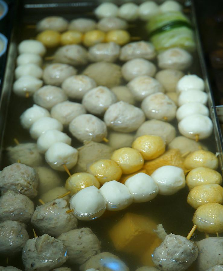 Taiwan Fish Balls