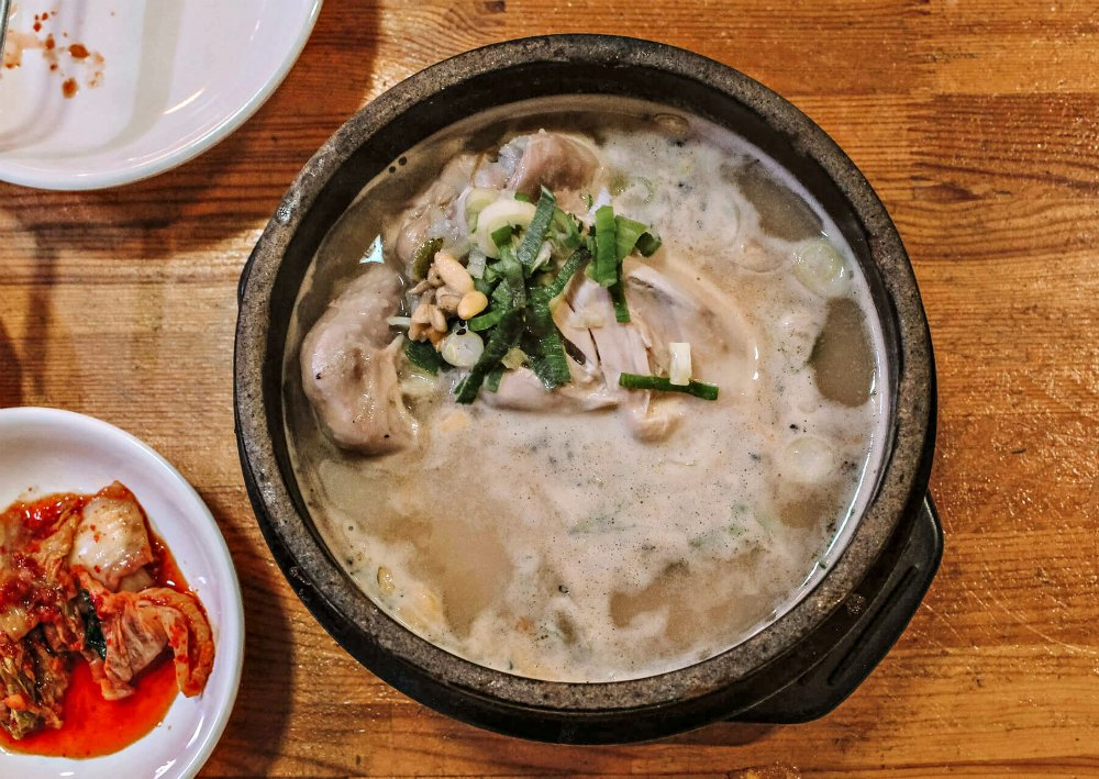 What to Eat in Seoul, Korea