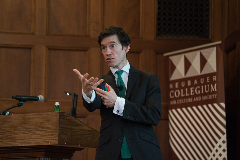 April 15, 2019   Rory Stewart Director's Lecture