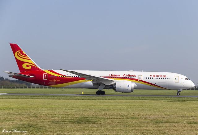 Hainan Airlines 787-9 B-1140