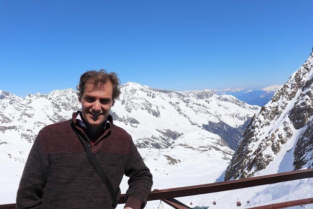 Glaciar Stubai