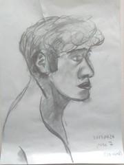 Life drawing (24/4/2019)
