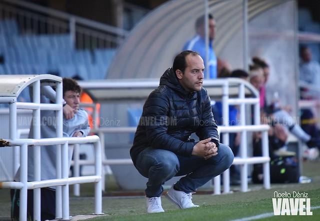 Lluís Cortés ante el Sevilla Fútbol Club en la jornada 29 de la Liga Iberdrola | Foto de Noelia Déniz, VAVEL
