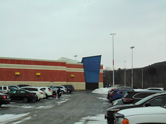 Abandoned Best Buy (Berkshire Mall, Lanesborough, Massachusetts)