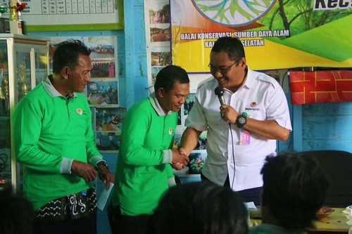 Masyarakat Mitra Polhut SM Kuala Lupak sebagai Media Komunikasi Produktif (02)