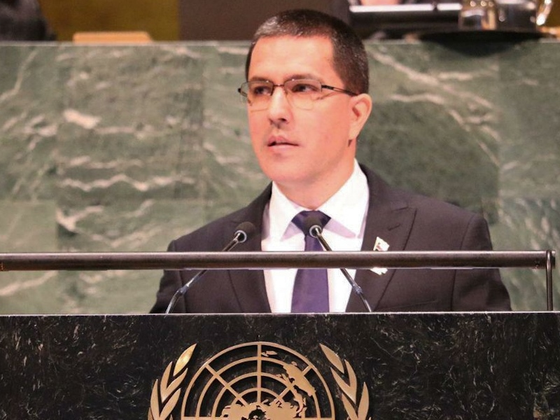 Venezuela insta a la ONU a reafirmar vigencia de los principios básicos del derecho internacional