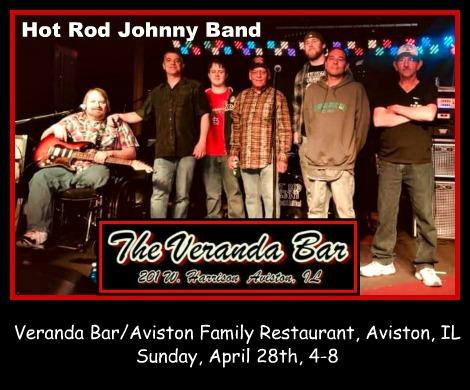 Hot Rod Johnny Band 4-28-19